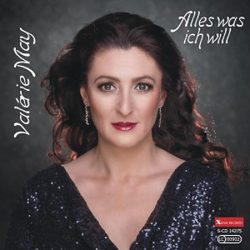 Powerfrau mit Supersong: Alles was ich will – Valerie May