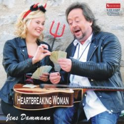 Heartbreaking Woman – der 3. Hit von JENS DAMMANN