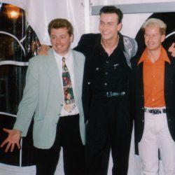 Jürgen Kerber meets Mike Baushaus und Leonard