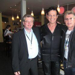 Jürgen Kerber meets Ryan Paris und Markus