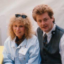 Jürgen Kerber meets Maja Catrin Fritsche
