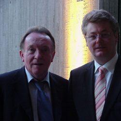 Jürgen Kerber meets Peter Sodann