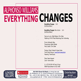 Cover hinten Everything Changes