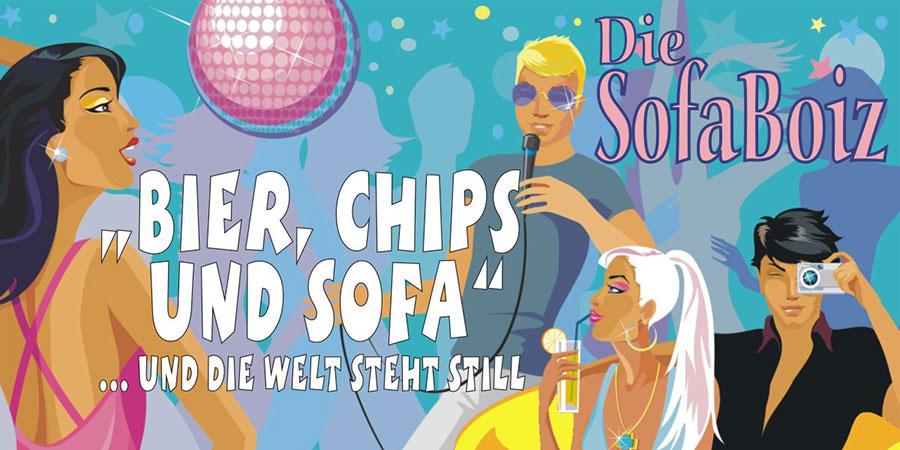 Bier Chips Sofa SofaBoiz