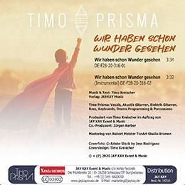 Timo Prisma Wunder